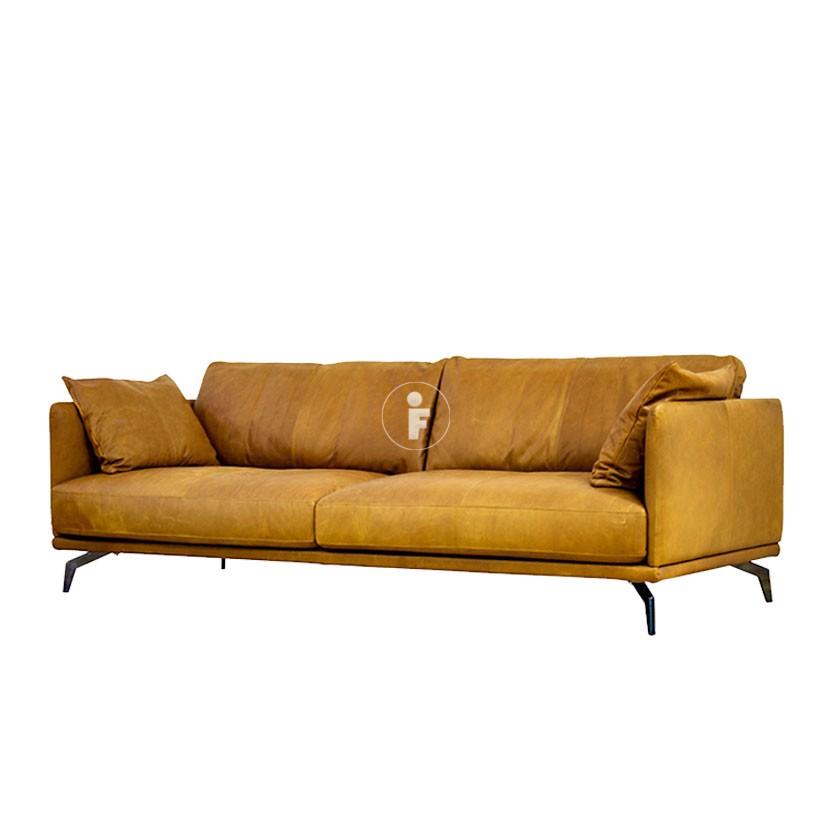 sofa bọc vải indoor cao cấp furnist
