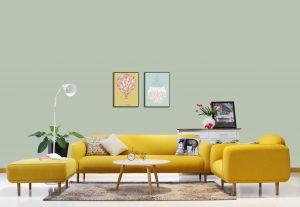 Sofa khiến không gian trở nên sang trọng