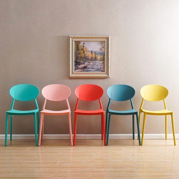 ghế nhựa đúc furnist remy